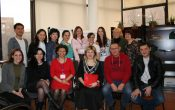 Training of NOVA facilitators in Almaty, February 2015